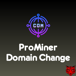 ProMiner Domain Change - Preview