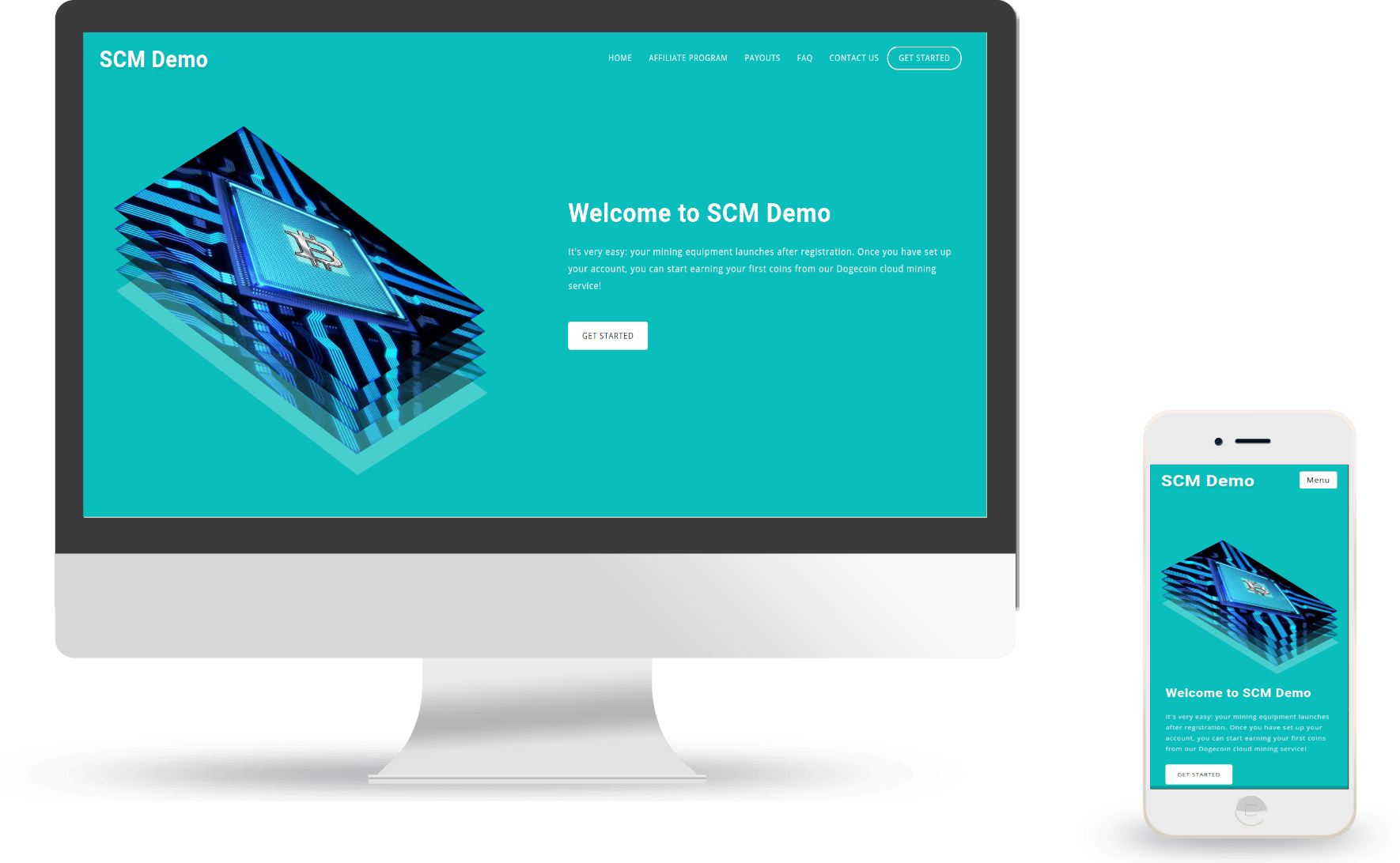 FieldMiner Theme for SCM Script