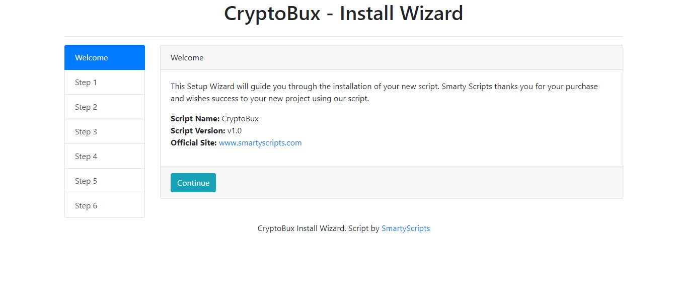 CryptoBux - Crypto Currency Ptc Script - Screen 5