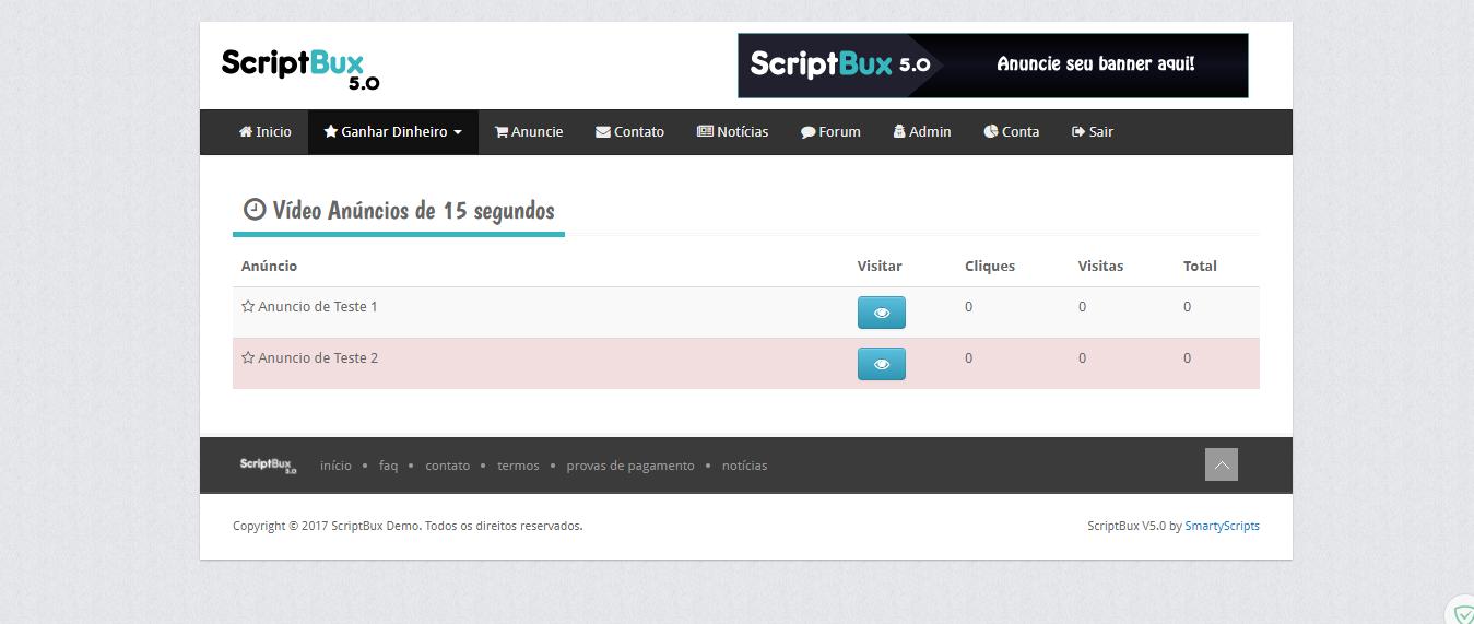 ScriptBux V5 2017 - Screen 5